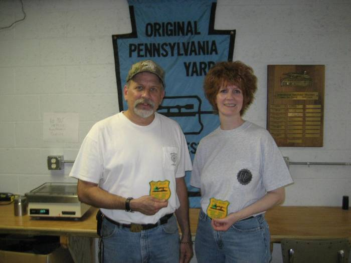 Heavy gun match 9 shootoff winners.