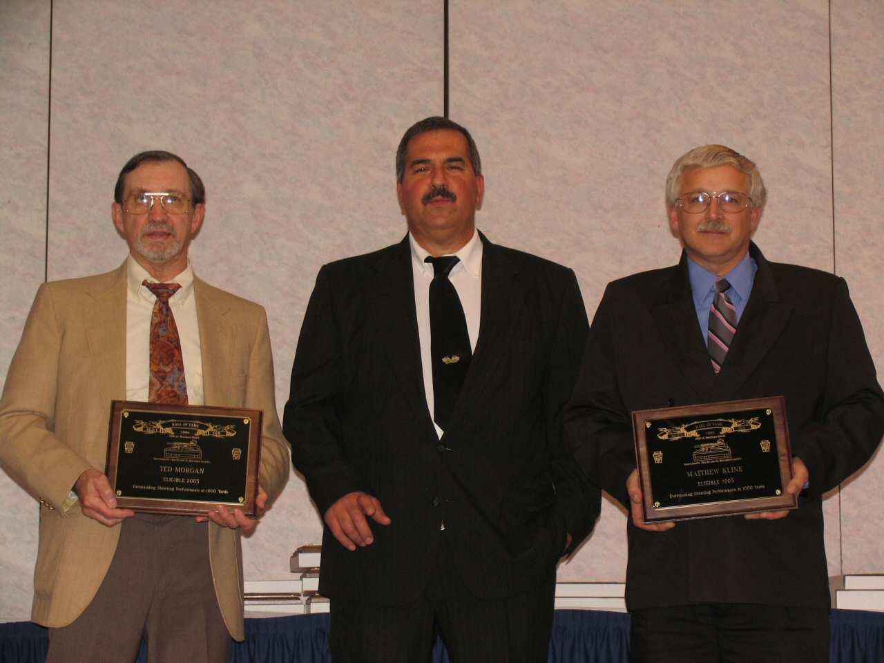 Heavy Gun Hall of Fame Inductees